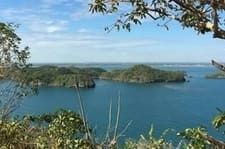 hundred islands na tanawin ng alaminos